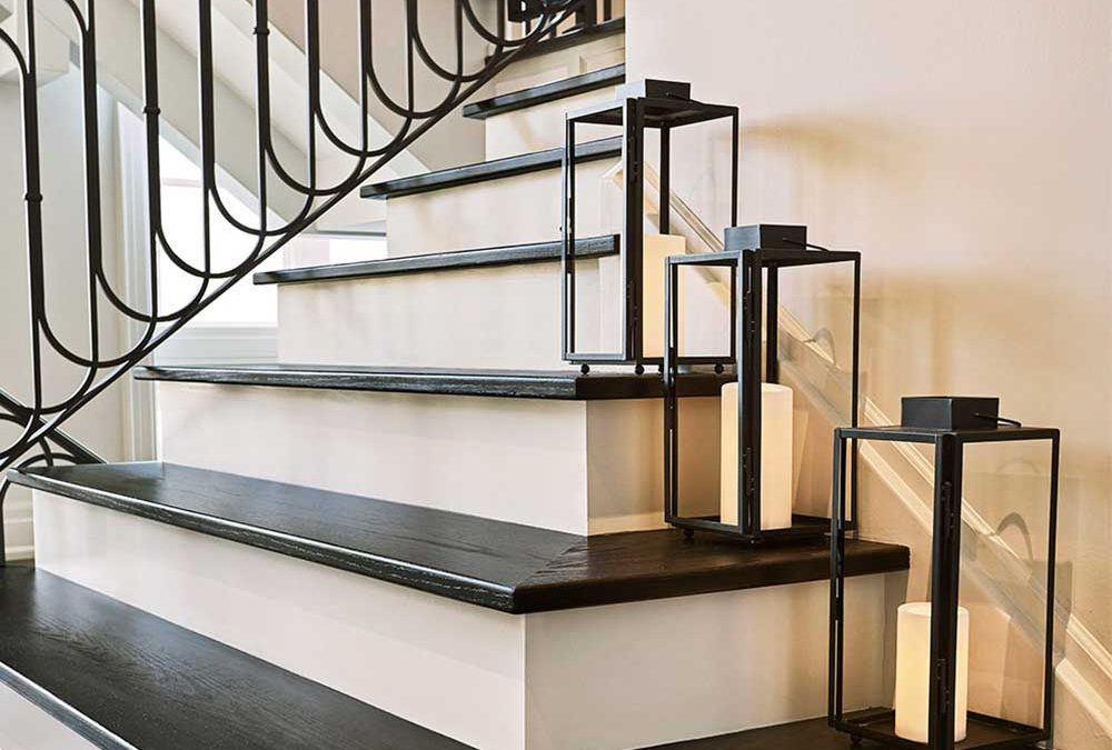 Simple Staircase Updates