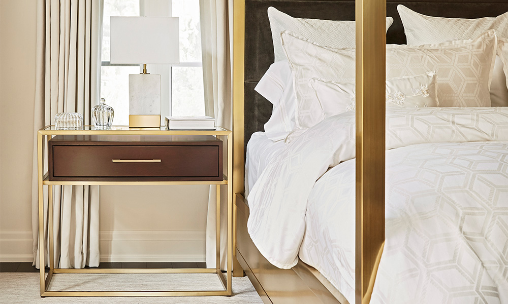 Make a Four-Poster Bed Work in Any Bedroom
