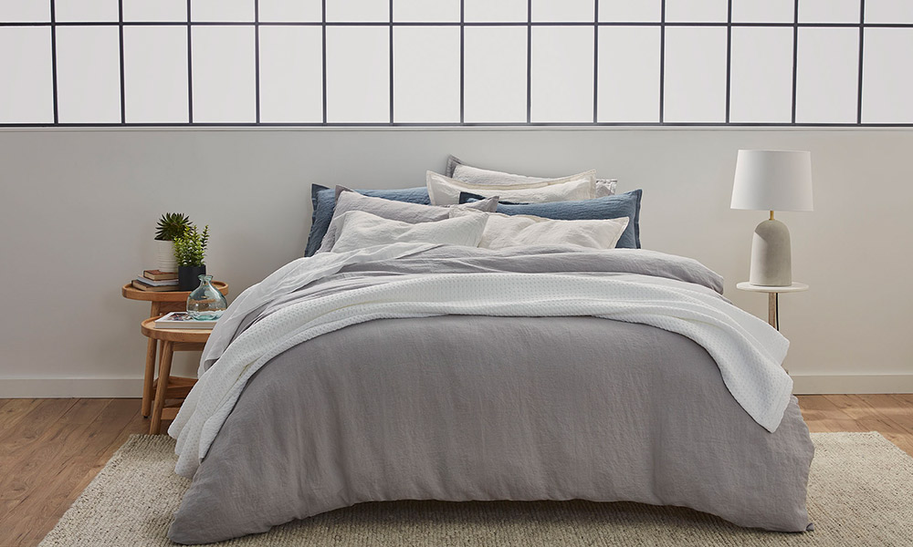 Why Linen is the Most Effortless Bed