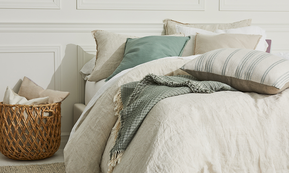 Give Your Bedroom a Summer Makeover