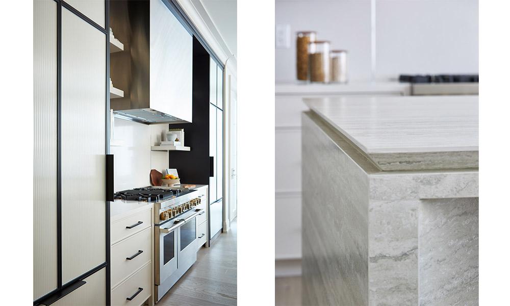 Soulful Monochromatic Kitchen