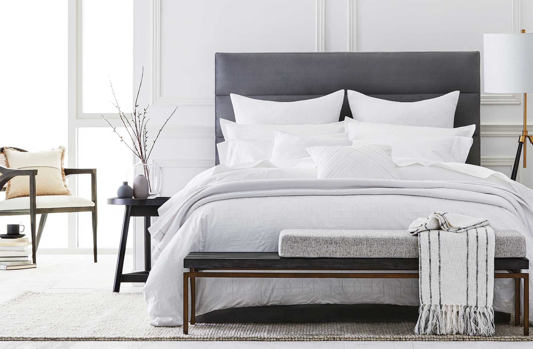 Gluckstein Home | Tranquility Bedding Collection