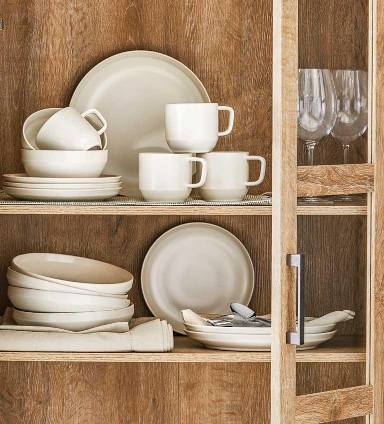 Gluckstein Home | Matte Finish Stoneware