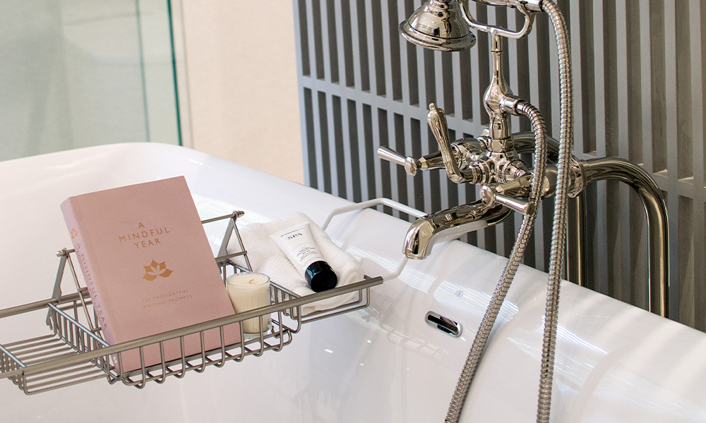 5 Items to Turn Your Bathroom Into a Self-Care Retreat