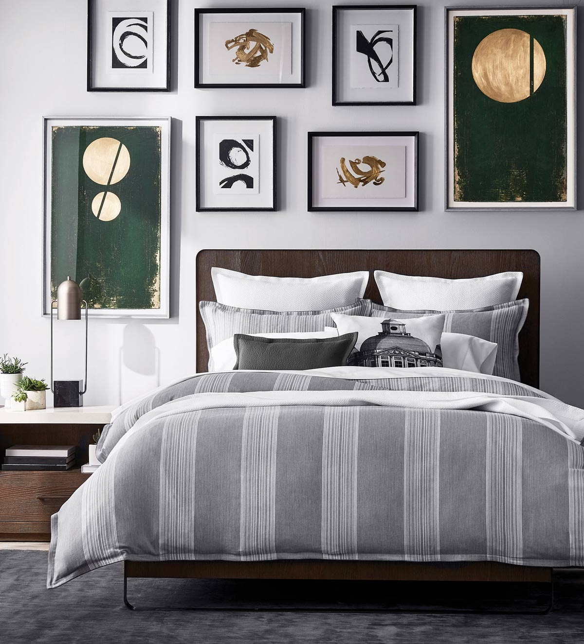 GlucksteinHome   Create Your Perfect Gallery Wall
