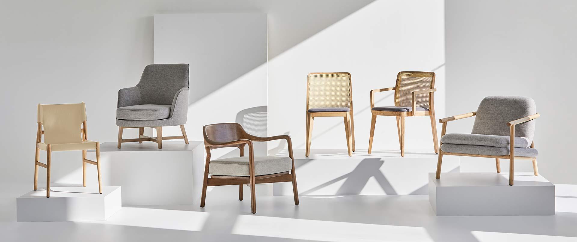 GlucksteinHome | Spring 21 Accent Chairs