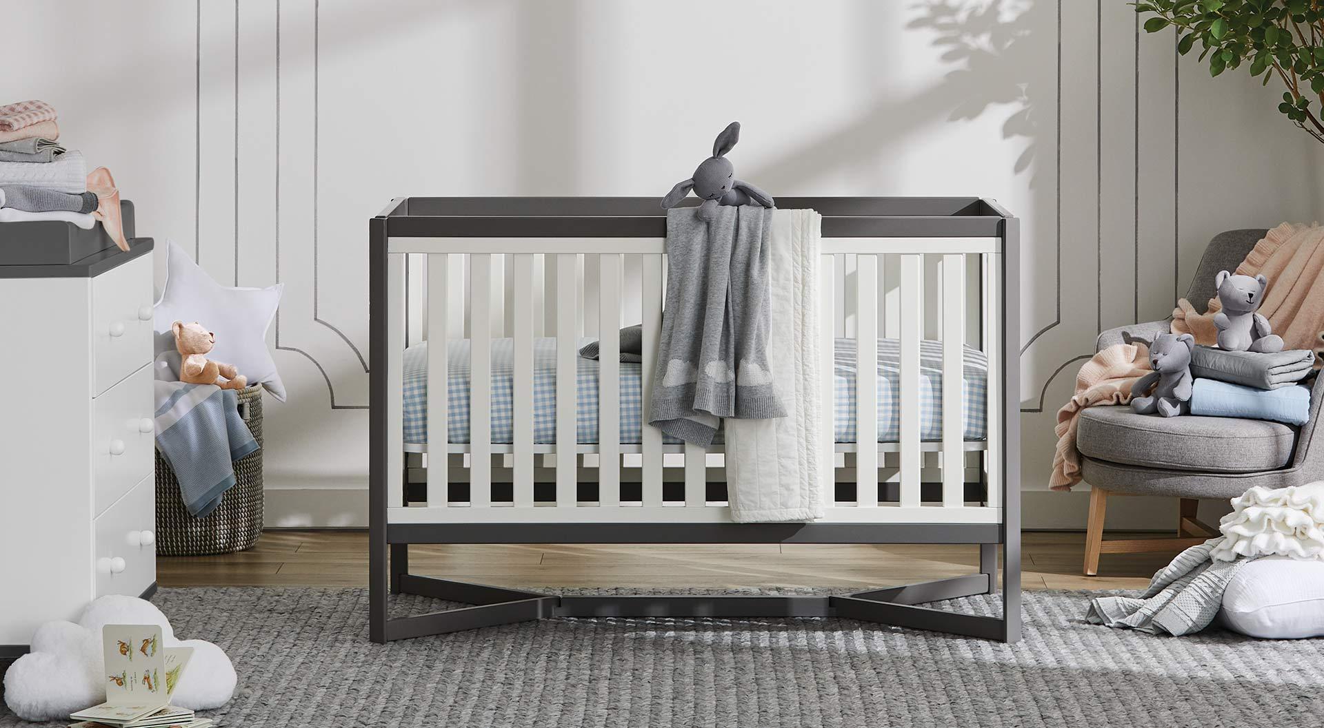 Littles by GlucksteinHome   baby furniture, bedding, and accessories