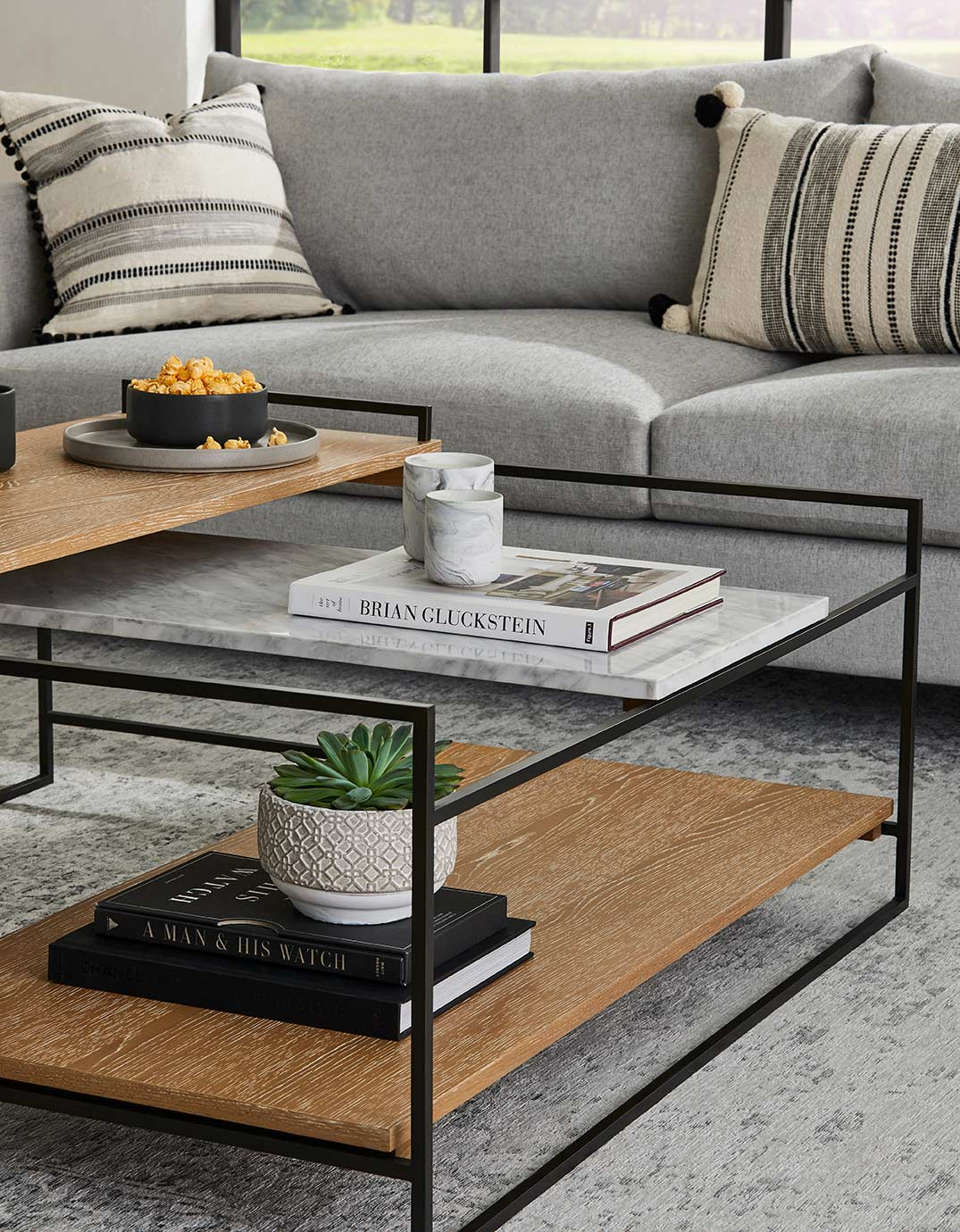 GlucksteinHome | Living Room Details