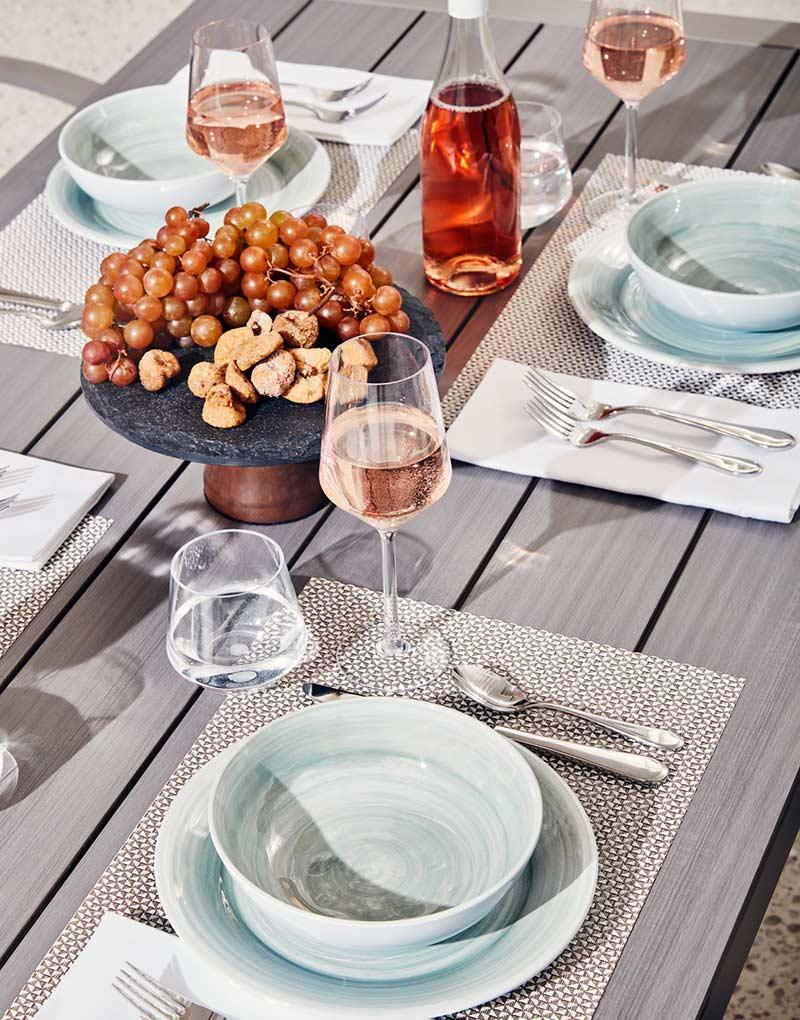 GlucksteinHome Outdoor | Tabletop Collection