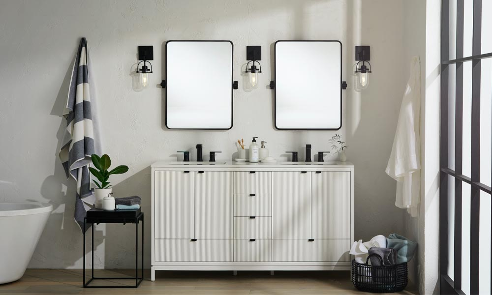 How to Shop For a Bathroom Vanity