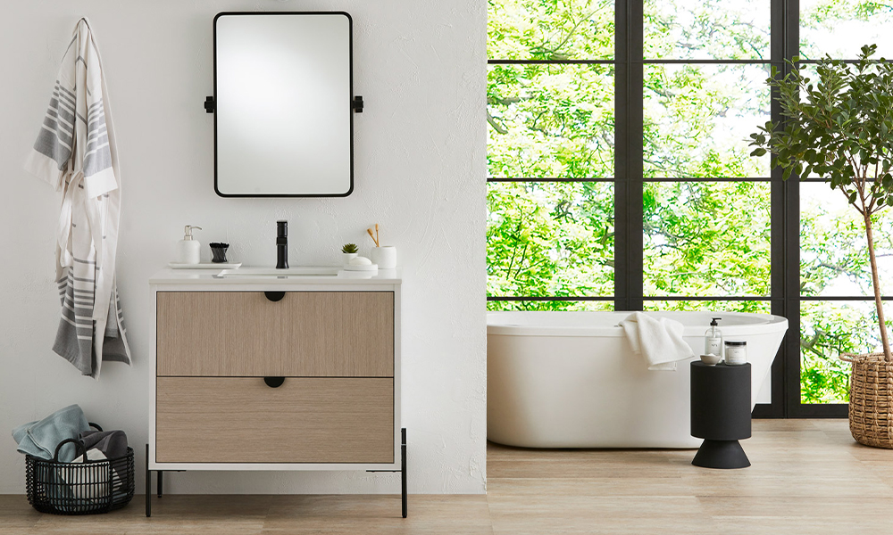 Makeover Your Bathroom in a Weekend