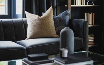 5 dreamy dark and moody spaces