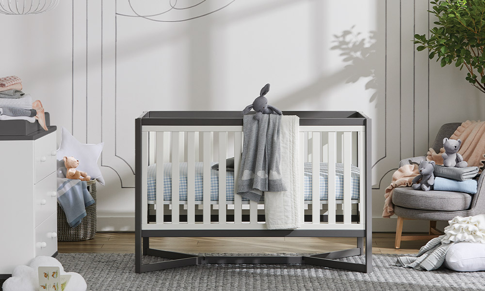 Designing a Calming Yet Colourful Nursery