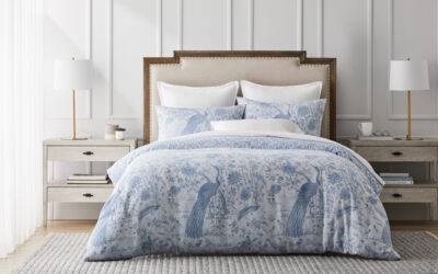 Your Guide to The Prettiest Patterned Beds