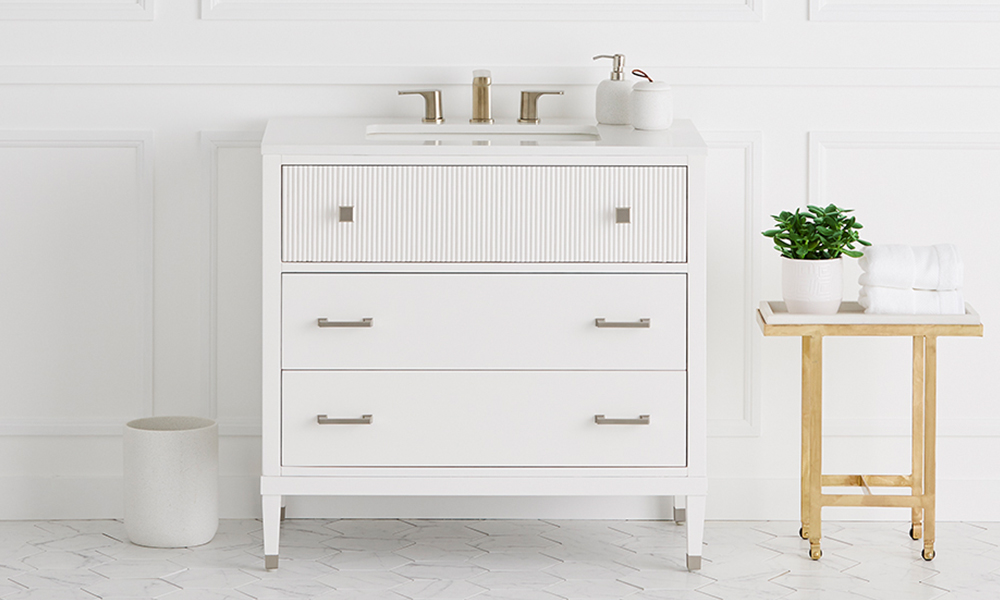 Why Statement Vanities Are a Big Deal for The Bathroom