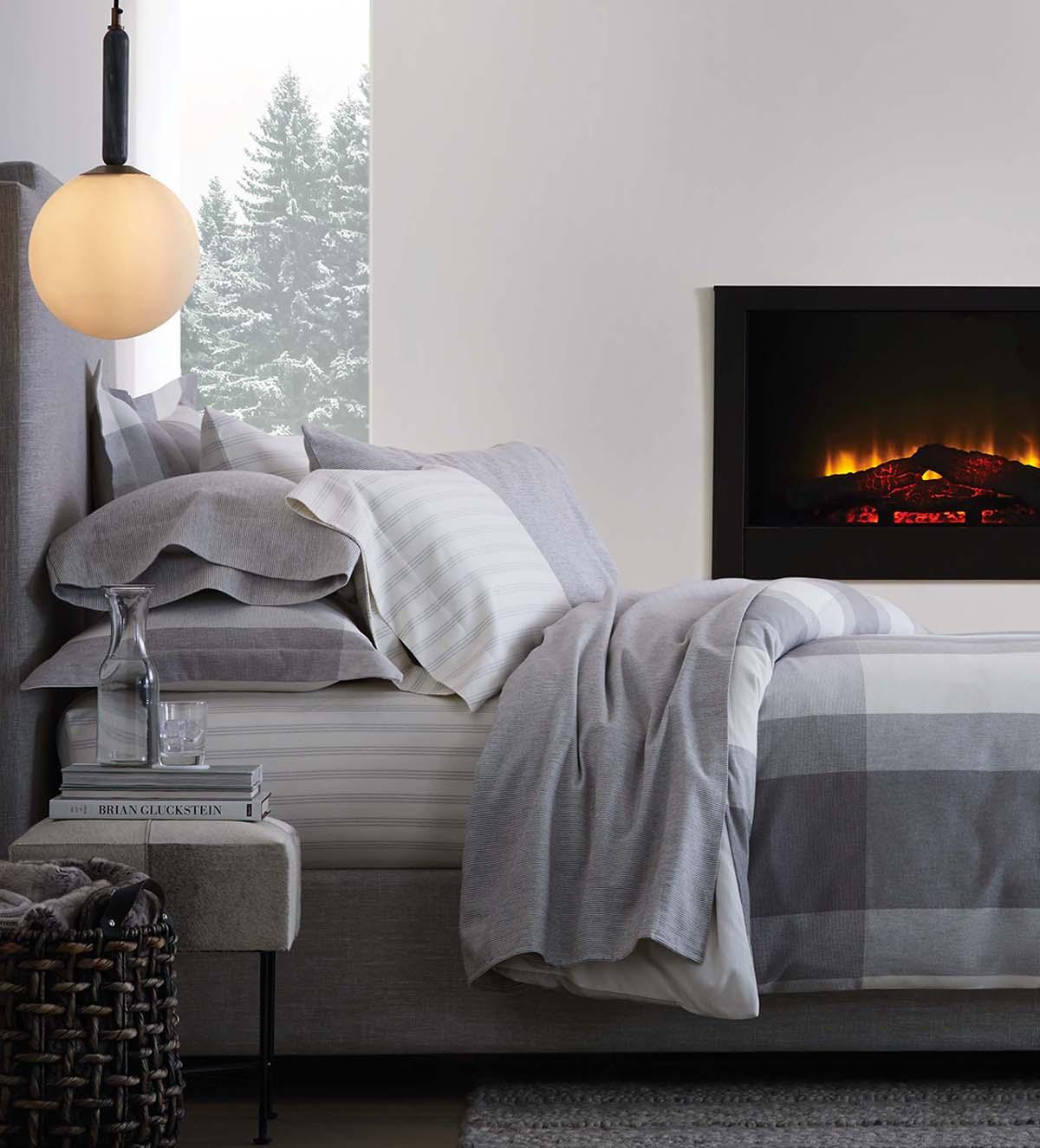 GlucksteinHome flannel bedding